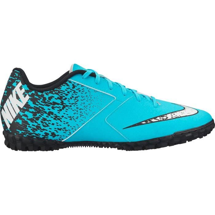 Bleu De Nike Tf Bombax Chaussures Turquoise Homme Football WYfZq1fS