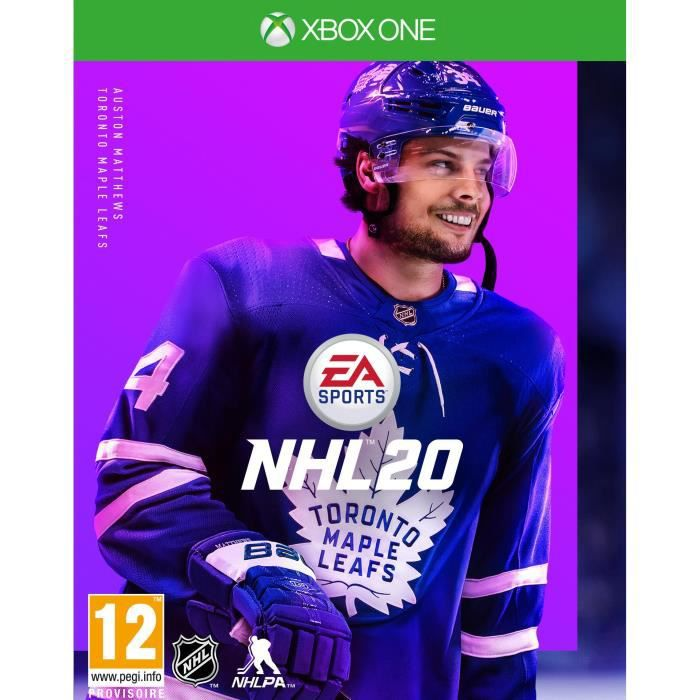 NHL 20 Jeu Xbox One