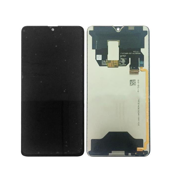 Remplacement de l'ensemble numériseur Sans Empreintes Digitales pour l'écran LCD de Huawei Mate 20