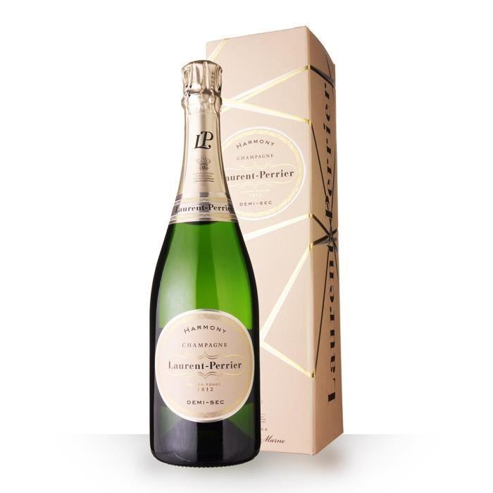 Laurent-Perrier Harmony Demi-Sec - Etui - 75cl - Champagne