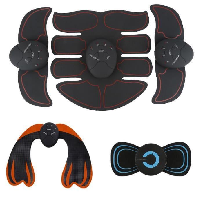 Fitness appareil de musculation abdominale Sport presse stimulateur équipement de gymnastique appareil d - Modèle: J - HSJSZHA01193