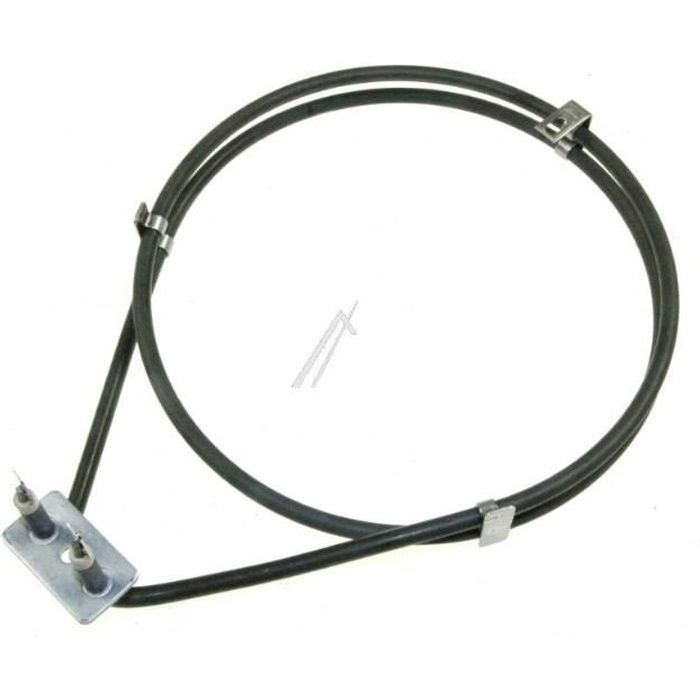 Résistance de four circulaire 2000W - Electrolux - réf. 087.052