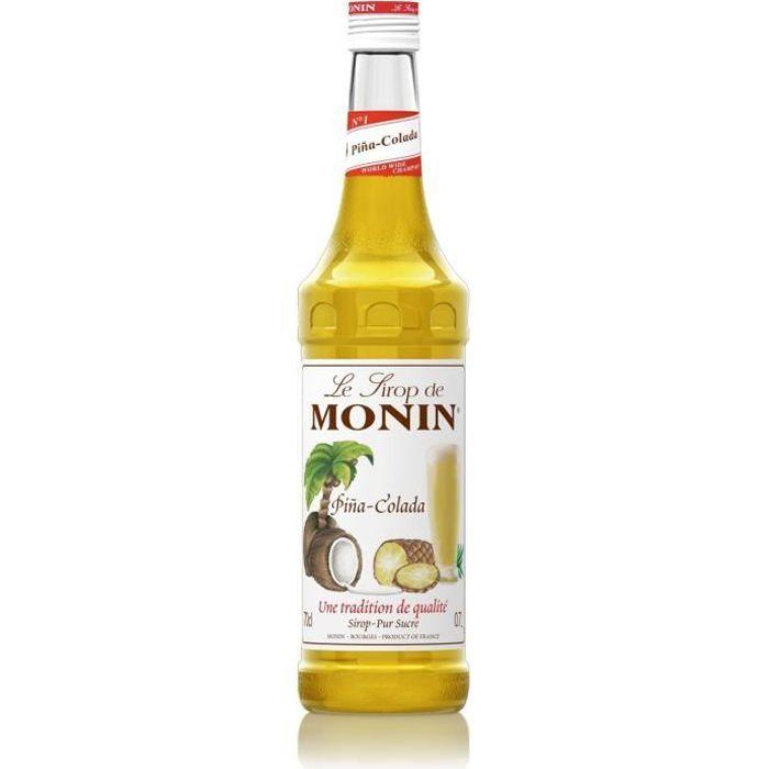 MONIN - Sirop MONIN - Pina Colada - 70 cl