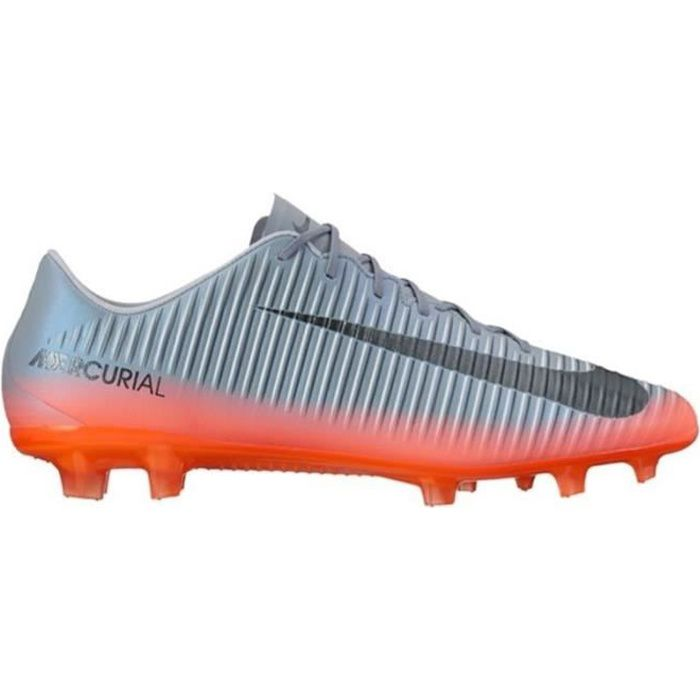 Mercurial Veloce III CR7 (FG) Firm-Ground Football Boot - Cool Grey