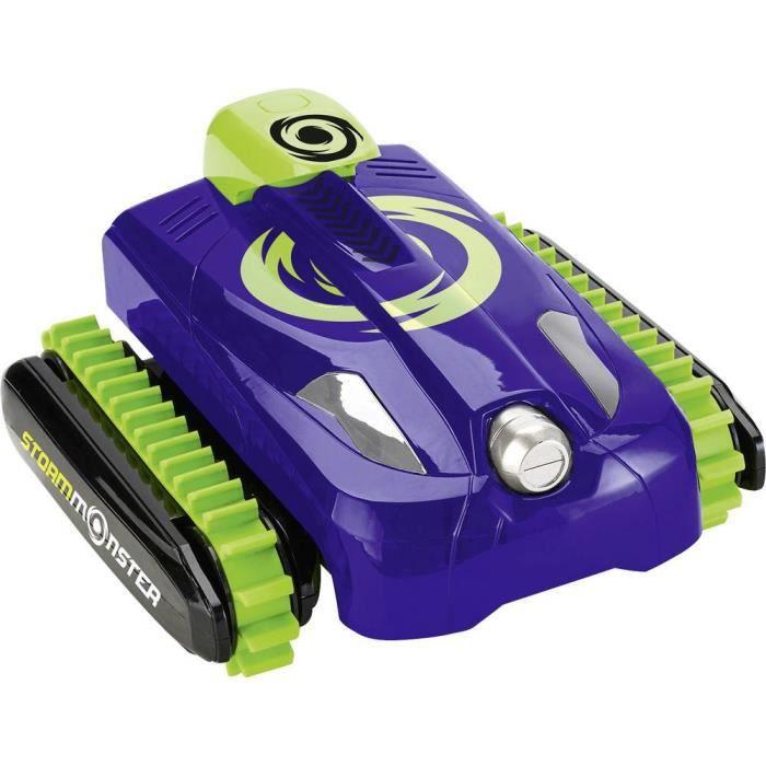 Véhicule à chenilles électrique Revell Control Stunt Car Storm Monster 24649 2,4 GHz prêt à fonctionner (RtR) 1 pc(s)