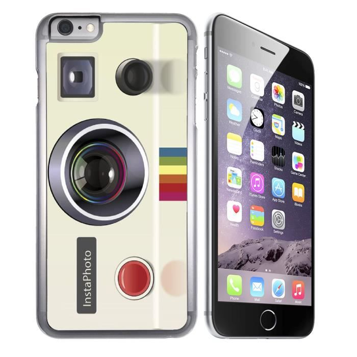 coque iphone 8 polaroid