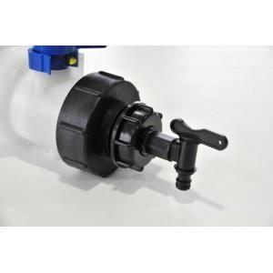 ROBINET - RACCORD Raccord robinet pour vanne S100x8