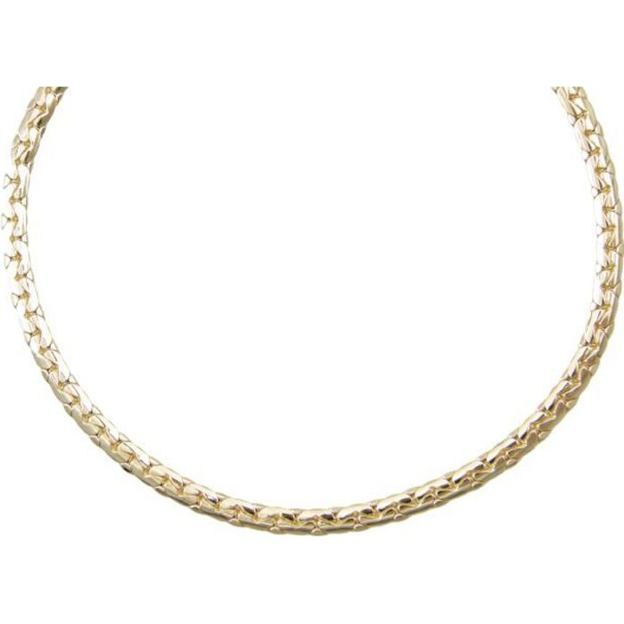collier or femme cdiscount