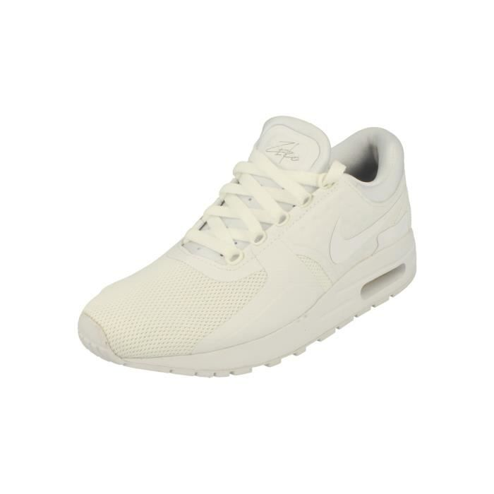Nike Air Max Zero Essential GS Running Trainers 881224 Sneakers Chaussures 100