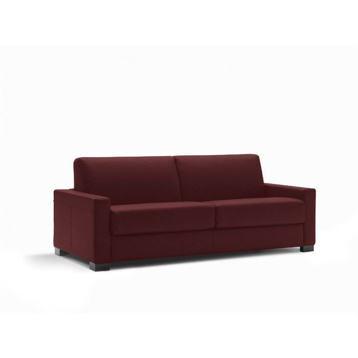 canap convertible rapido milano luxor cuir achat vente canap sofa divan cdiscount. Black Bedroom Furniture Sets. Home Design Ideas
