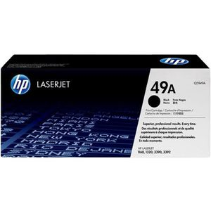 TONER HP 49A Toner Noir authentique (Q5949A)