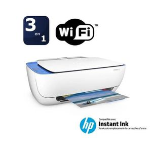 IMPRIMANTE HP Deskjet 3630 Multifonction All-in-One