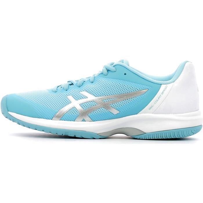 asics bleu tennis