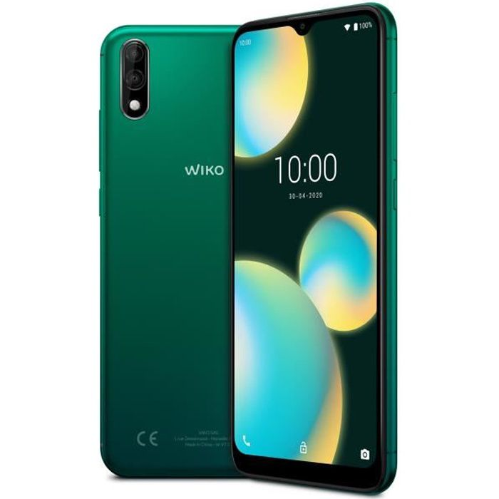 WIKO View4 Lite 64Go Deep Green