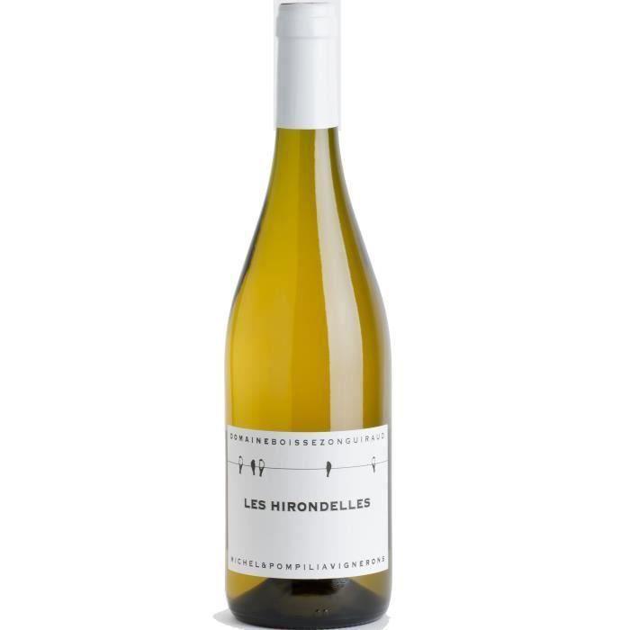 M&P Guiraud Les Hirondelles 2018 Pays d'Oc - Vin blanc de Languedoc
