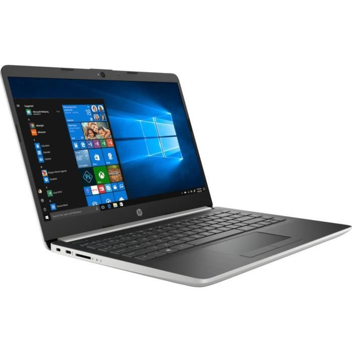 HP PC Portable 14-df0004nf - 14\