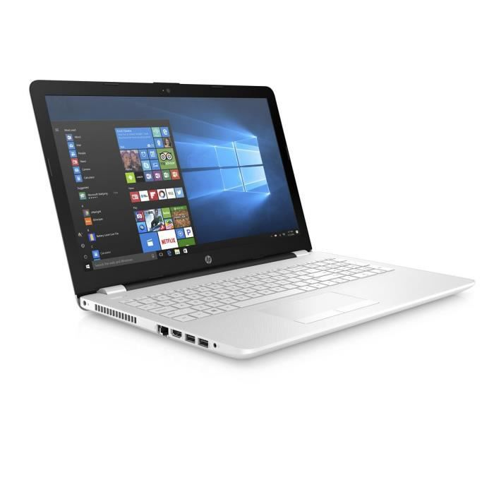 HP PC portable HP15bs084nf - 15.6\