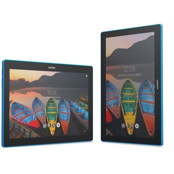 LENOVO Tablette Tactile Tab 3 A10-70F 10,1'' - RAM 2Go - Android 6.0 - MediaTek MT8161 - Stockage 16Go - WiFi