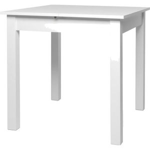 TABLE À MANGER SEULE COBURG Table à manger extensible de 4 à 6 personne