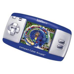 CONSOLE ÉDUCATIVE LEXIBOOK - Compact Cyber Arcade® Bleu - 250 jeux -