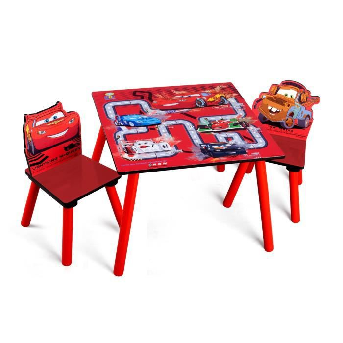 Table Cars Avec Chaise