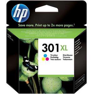 CARTOUCHE IMPRIMANTE HP 301XL original  cartouche d'encre trois couleur