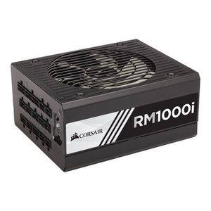 ALIMENTATION INTERNE CORSAIR Alimentation PC RM1000i - 1000W - 80+ Gold