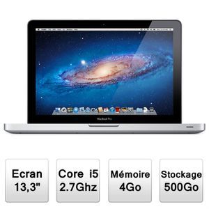 ORDINATEUR PORTABLE Apple MacBook Pro 13