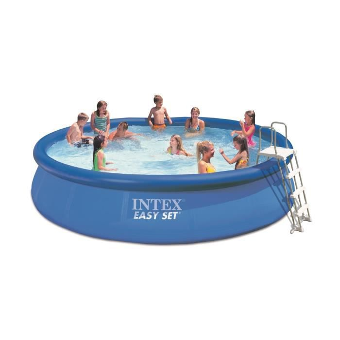 intex piscine autoportante ronde x m achat