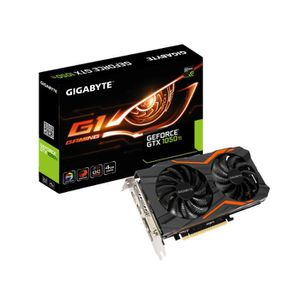 CARTE GRAPHIQUE INTERNE Gigabyte Carte graphique GeForce® GTX 1050 Ti G1 G