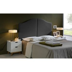fixation tete de lit achat vente fixation tete de lit pas cher cdiscount. Black Bedroom Furniture Sets. Home Design Ideas