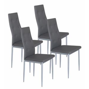 chaises resine salle a manger achat vente chaises resine salle a manger pas cher cdiscount. Black Bedroom Furniture Sets. Home Design Ideas