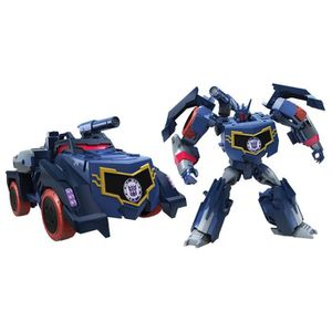 FIGURINE - PERSONNAGE TRANSFORMERS Robots in Disguise - SOUNDWAVE - Comb