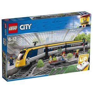 LEGO® City 60197 Train de Passagers Télécommandé