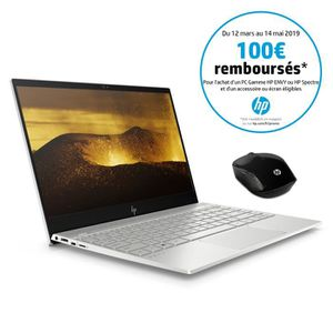 ORDINATEUR PORTABLE HP PC Ultrabook Envy 13-ah0014nf - 13,3