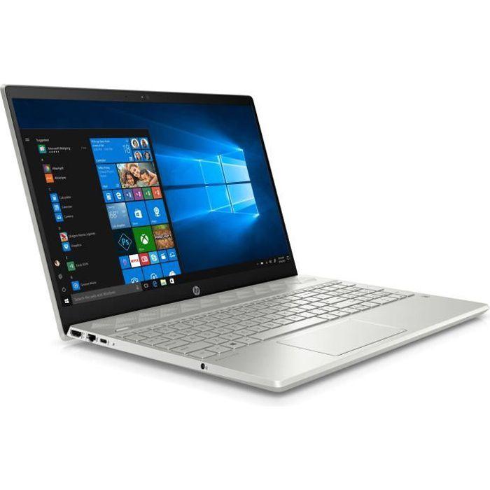 """ORDINATEUR PORTABLE HP PC Ultrabook Pavilion 15-cs1004nf - 15,6"""" FHD -"""