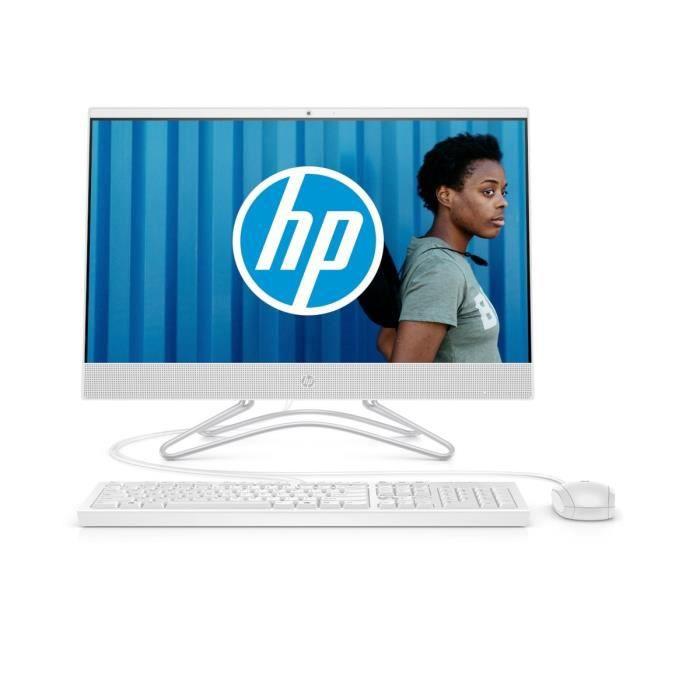 """ORDINATEUR TOUT-EN-UN HP PC Tout-en-un 24-f0074nf 23.8"""" FHD - AMD A9 - R"""