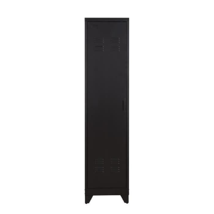 armoire industriel achat vente armoire industriel pas cher cdiscount. Black Bedroom Furniture Sets. Home Design Ideas