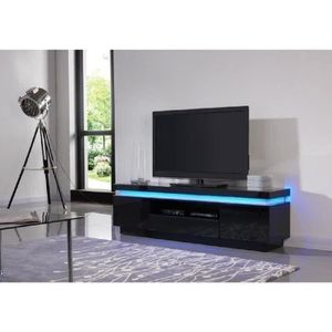 meuble tv bas achat vente meuble tv bas pas cher. Black Bedroom Furniture Sets. Home Design Ideas