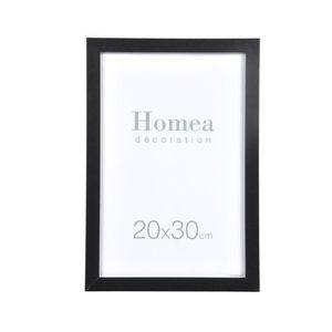 CADRE PHOTO HOMEA Cadre photo Loft 20x30 cm blanc
