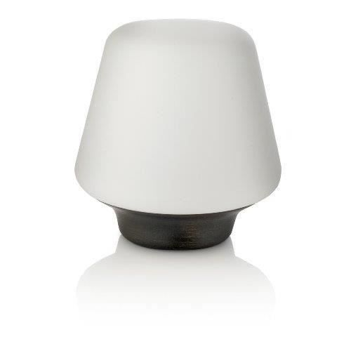 PHILIPS Lampe de table Welness - Chêne - 1x15W