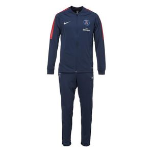 TENUE DE FOOTBALL NIKE Ensemble survêtement PSG Paris Saint Germain