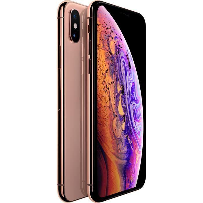 SMARTPHONE APPLE iPhone Xs - 64 Go - Or