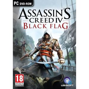 JEU PC Assassin's Creed Iv : Black Flag Jeu PC