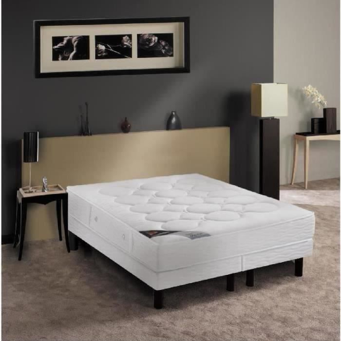 ensemble matelas sommier 160x200 pas cher matelas et sommier latex 160x200 pas cher sommier. Black Bedroom Furniture Sets. Home Design Ideas