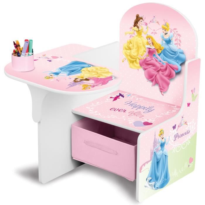 Delta Children Disney Princesses Pupitre Enfant