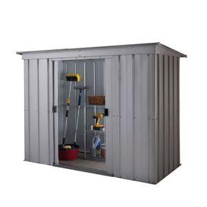 ABRI JARDIN - CHALET YARDMASTER Abri de jardin en métal 2,36m²