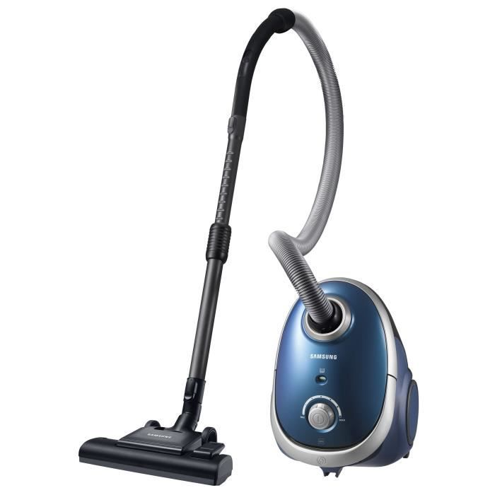 samsung sc54q0 aspirateur tra neau avec sac 850w 81 db b bleu achat vente aspirateur. Black Bedroom Furniture Sets. Home Design Ideas