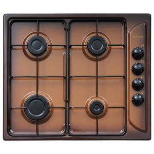 PLAQUE GAZ OCEANIC CTG4TF Plaque de cuisson gaz - 4 foyers -