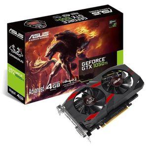ASUS GeForce GTX 1050 Ti 4 Go Cerberus (CERBERUS-GTX1050TI-A4G)